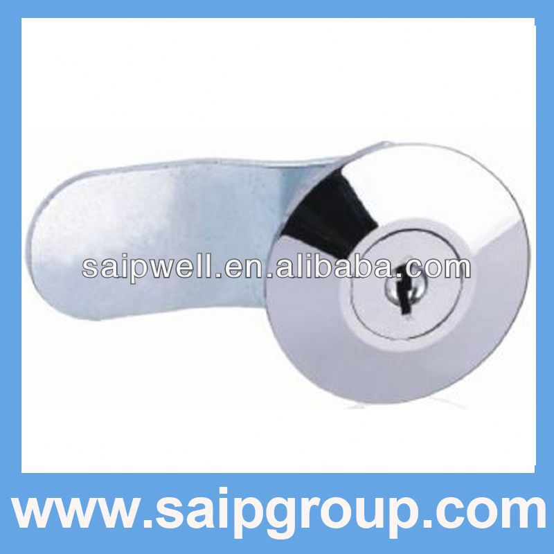 2014 Good Quality zinc recessed handle loc use for boxes toolboxes