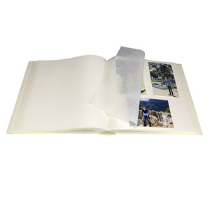 Family Large 500 Photos Book Sublimation Luxury Traditional Paper Wedding Photo Album
