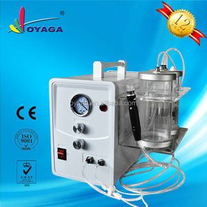 New Micro-Crystal Dermabrasion beauty machine /crystal microdermabrasion peeling