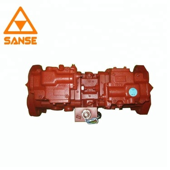 High Quality K3v112dt Hydraulic Pump For Kobelco Excavator Also Have  Kawasaki K3v63 K3v180dt K5v140dt K5v200dt And Dtp Main Pump - Buy K3v112dt