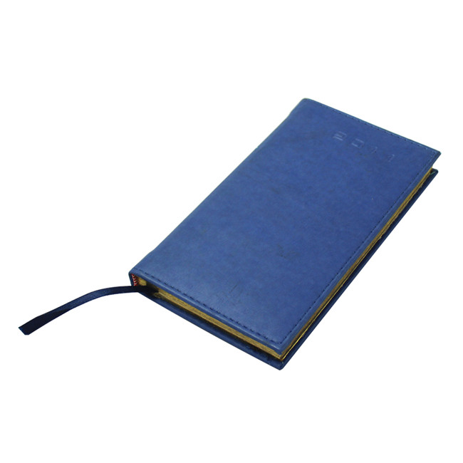 Eco Friendly Handmade  PU Leather  Notebook Recycled Notebook With Customized Design