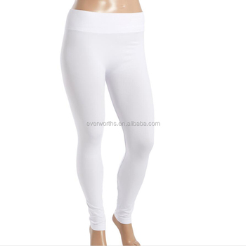 Putih Mulus Legging Untuk Wanita Buy Putih Mulus Legging Padat Mulus Legging Mulus Celana Panjang Product On Alibaba Com