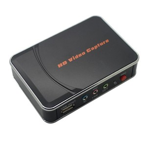 Best EZCAP 1080P HD Video capture HD Game Capture,HD Video Capture,1080P HDMI/YPbPr Recorder into USB disk-UK