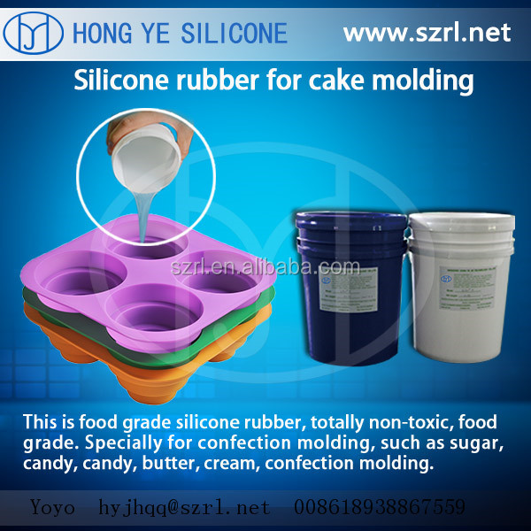 Additional Type Liquid Silicone Rubber For Mold Epoxy Resin