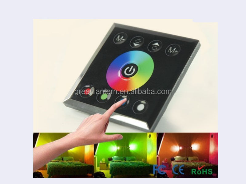 TOUCH LAMP DIMMER MULTI ZONE DMX 512 RGB LED CONTROLLER