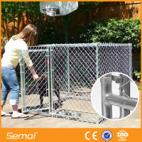 cheap modular chain link dog kennels