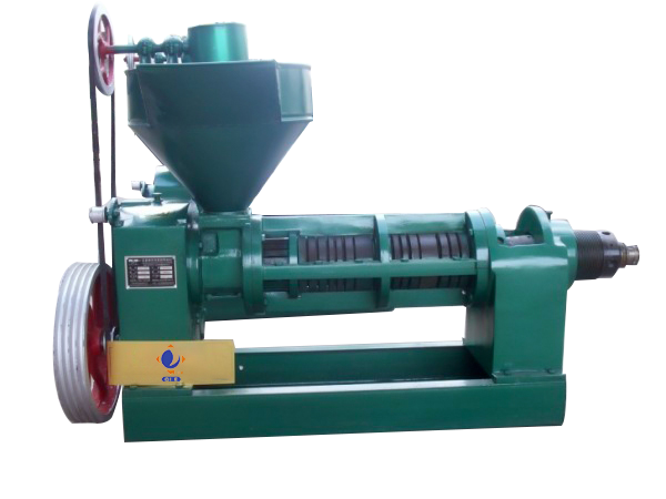 High quality sunflower oil extraction machine by kirdi in kenya