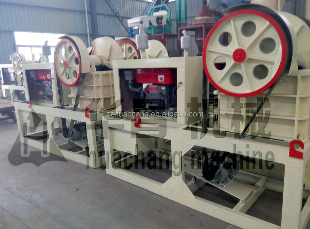 China Small Mobile Diesel Engine Stone Crushing and screening plant for aggregate quarry