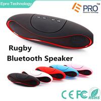 Promotion Gift American football Bluetooth Speaker mini X6 super bass bluetooth speaker