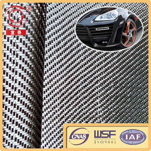 Bag,Blanket,Shoes,Industry Use and Make-to-Order Supply Type 3K 240g Twill Carbon Fiber Fabric