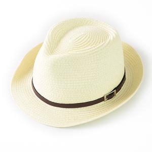 b0092dd2fe3 Fashion summer custom stripe outdoor bow paper straw panama hat sun visor  cap