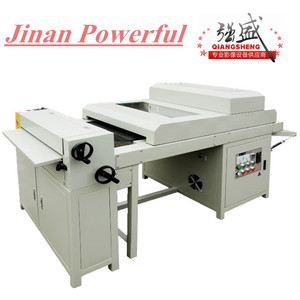Widely used photo uv coating machine album paper coater for sales