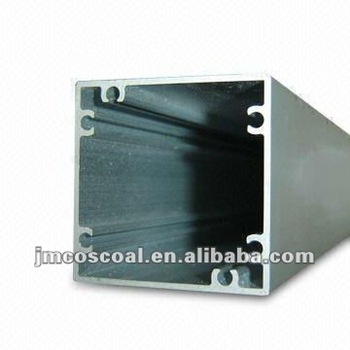 6063 silver anodizing Aluminum Alloy housing