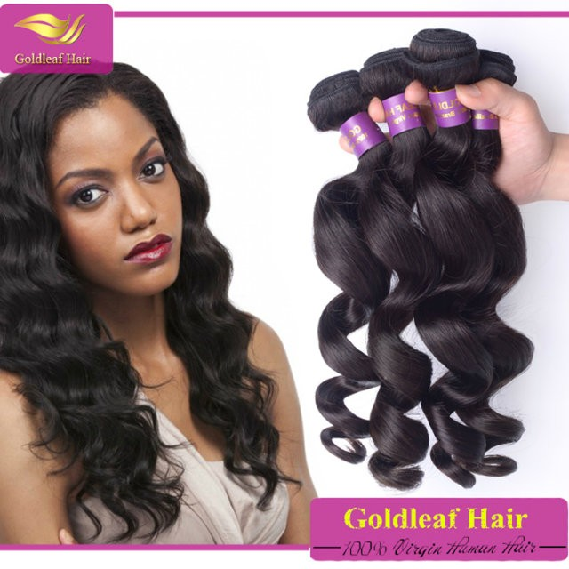 6A 7A 8A 9A 100% human hair weave high quality cheap virgin brazilian hair loose wave