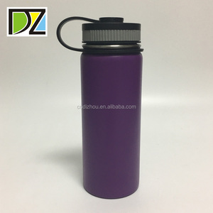Vacuum flask thermos keep water hot and cold for 24 hours travel water bottle
