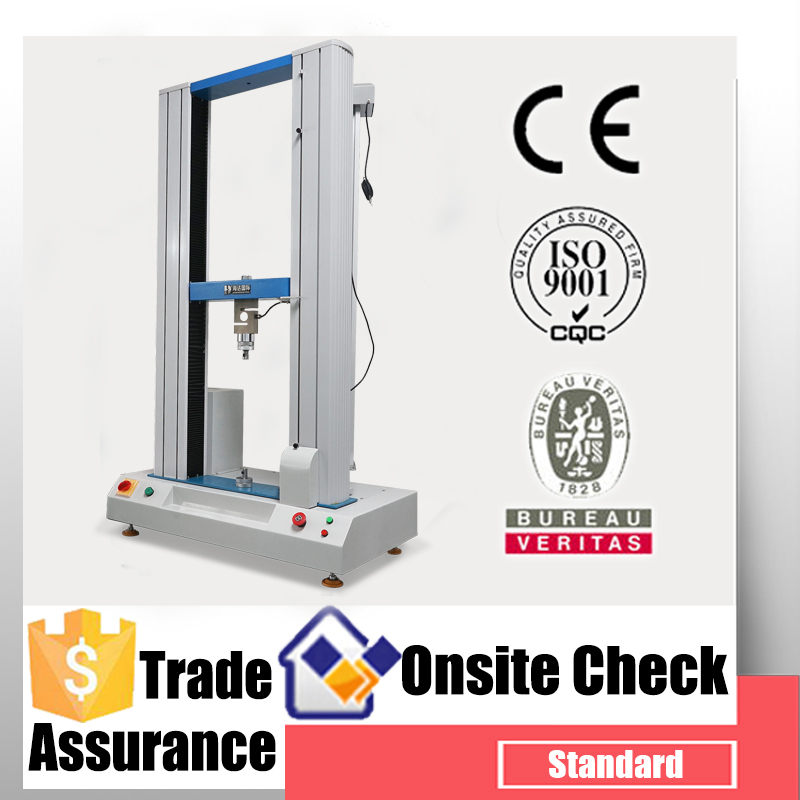 electrical used universal tensile strength testing machine