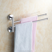Brass Rotating Towel Bar Bathroom Accessories bathroom towel rack
