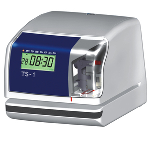 Electronic Time And Date Stamp