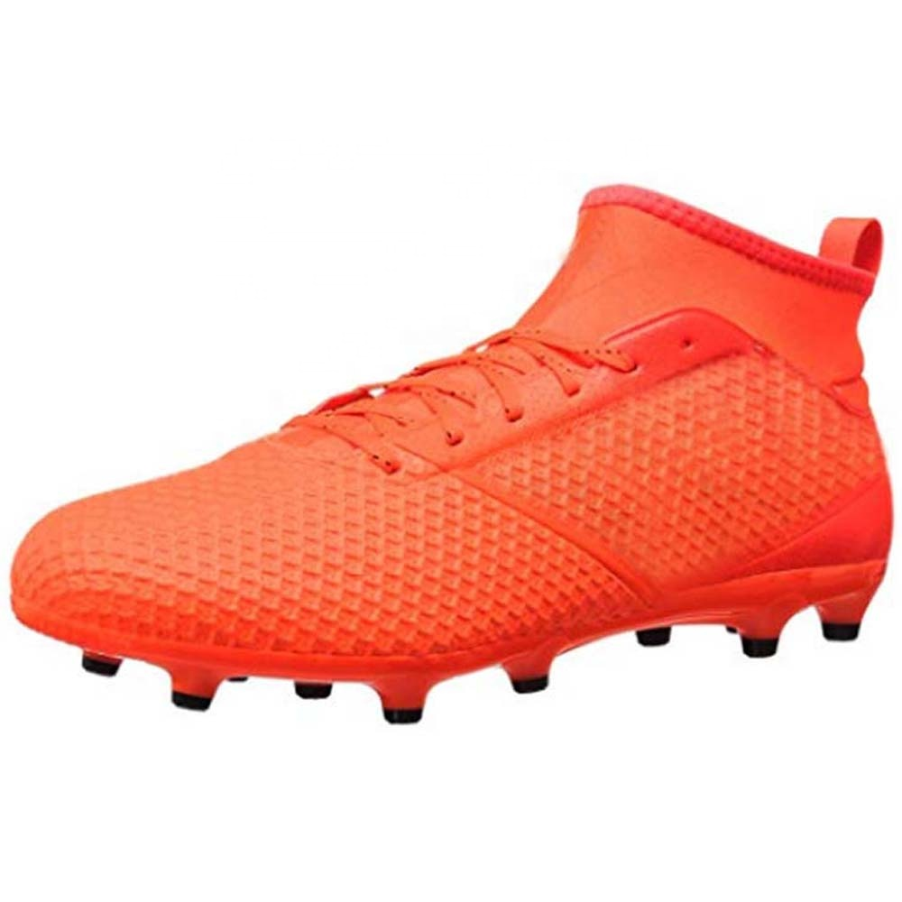 China supplier men cheap indoor sport football boots soccer shoes for sale, Orange or customized