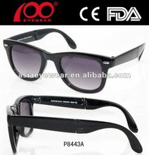 2012 colors sunglasses 2012 hot Sunglasses with custom logo printed lens Plastic Star Print Mirrored Lens Sunglasses