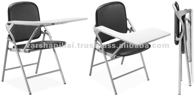 High Quality School Furniture Chair With Writing Desk Folding   Buy School Furniture  Chair With Writing Desk Folding,School Furniture,School Desk And Chair  Product On ...