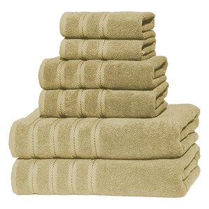 100% cotton spa Hotel bath towel Set With custom logo