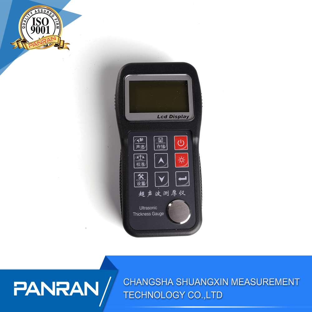 TC300 small portable Ultrasonic thickness gauge