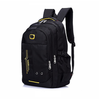 Stylish Business College School backpack bag waterproof Strong travel Computer Laptop Backpack for men