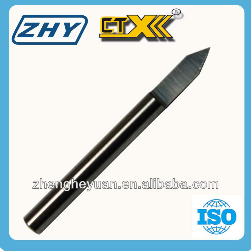Carbide Engraving Bits/ Engraving Tool CNC Router Tool 60 Degree
