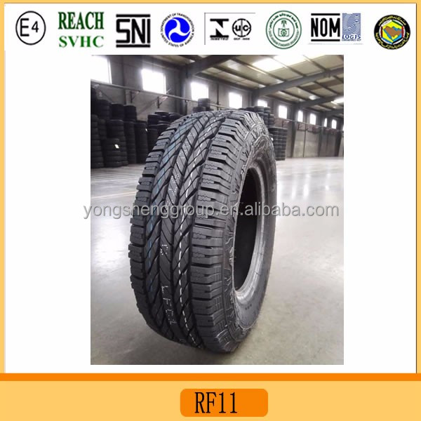 SUV car tyre 245 75R16 best quality cheap price looking for distributor in south america