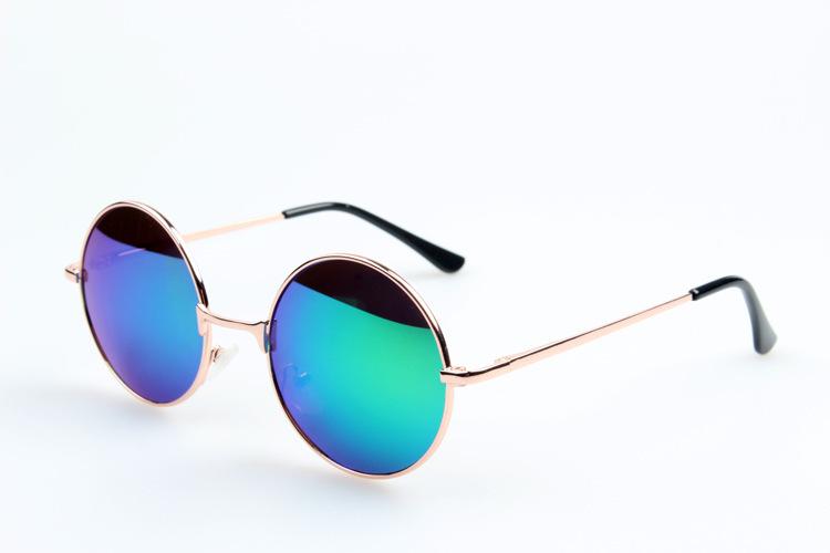 солнечные очки круглые 5