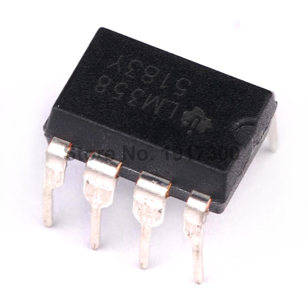 Shipping 10pcs Lot Operational Amplifier Lm358 Sop8 Integrated Circuit