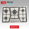 Hot sale gas cooker component with stainless steel