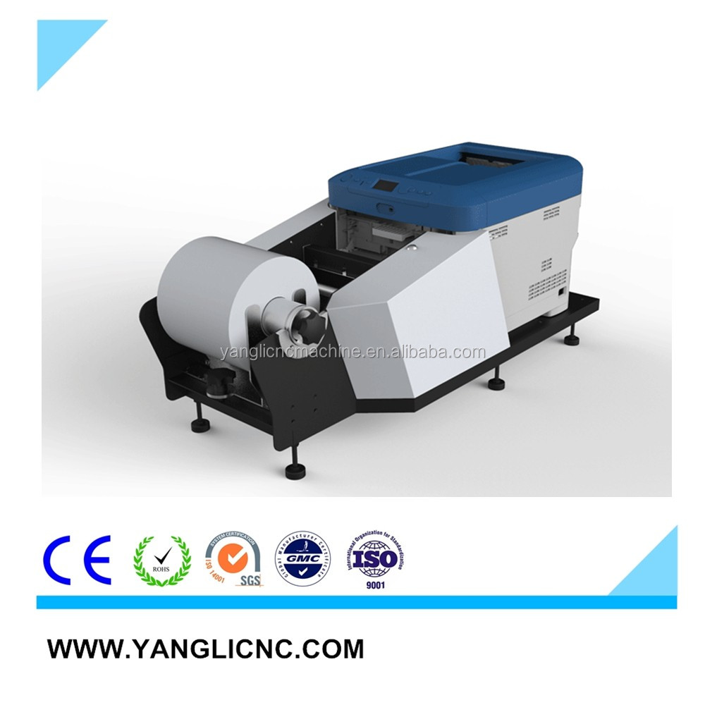 Cmyk Four Color Label Printing Machine Label Printer (YLCNCLP1000)
