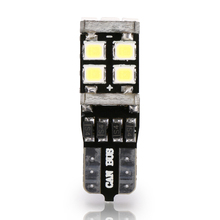 CST LED Auto Licht T10 11SMD 2835 SAMSUNG CHIPS 12 V 1,2 W 140LM Universal Auto Led Innen Breite Lesen lampe