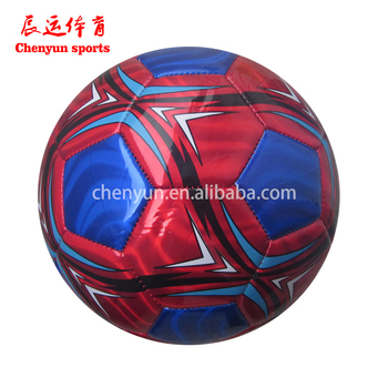 2019 cheap size 5 mach/ world cup hot sell /bbc football/fantasy footballine sewing PVC Soccer Ball