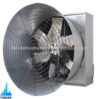 low noise low power wall mounted exhaust ventilation fan of poultry house
