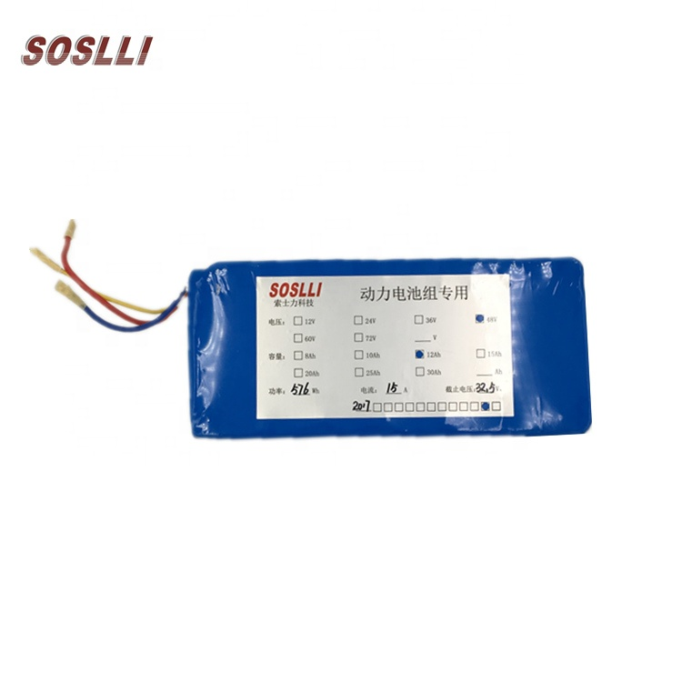 Free shipping Custom made 36V 12Ah lithium iron phosphate LiFePO4 battery pack with 3000 cycles life for e bike scooter