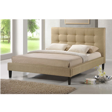 BE-050 Villa Bedroom Divan Bed Design