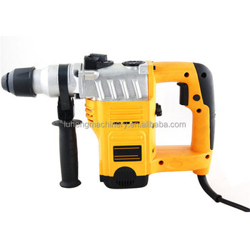 (whatsapp: +8613506383711) 3 Function 1500W 30MM Electric Rotary Hammer Drill ----for drilling/chiseling/hammer