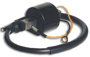 Yamaha Ignition Coil 200 YFM 1985-1989 / 225 YFM1986-1988 / 250 YFM 1989-1991 / 350 Big Bear 1987-1988 / 350 Warrior 1987-1988 / 350 YFM 1987-1989 ATV WSM 65-250 OEM# 1UY-82310-41-00