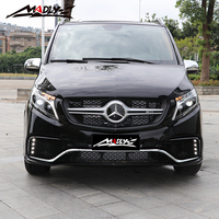 Customised Professional Modification parts for Mercedes Benz Vito V260 7 seats Touring car LUXURY CUSTOM INTERIOR part VITO W447