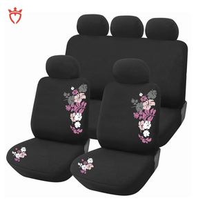 Luxury cover car seat in universal size