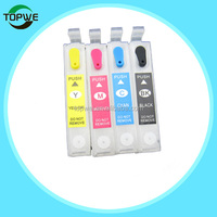 The Cheapest Price Wholesale T1801 Series Inkjet Printer Ink Cartridge For Epson T1801/T1802/T1803/T1804