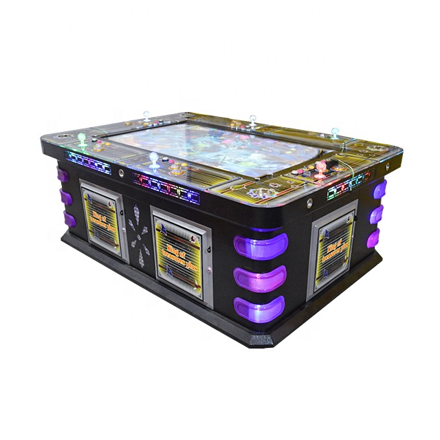 Vissen Game Machine Vis Game Machine Fish Game Tafel Gokken