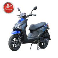125cc scooter gasoline scooter hot sales for teenagers