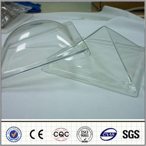 Factory Direct Sale Polycarbonate PC Skylight Building Material Plastic products