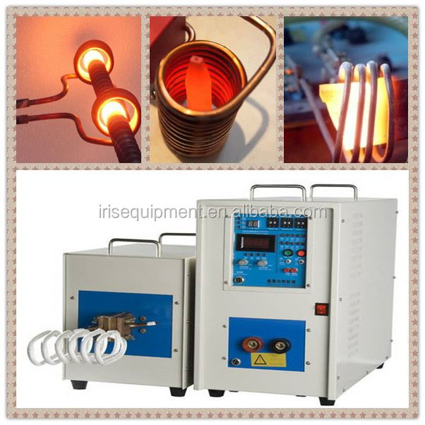 metal quench induction quenching heater