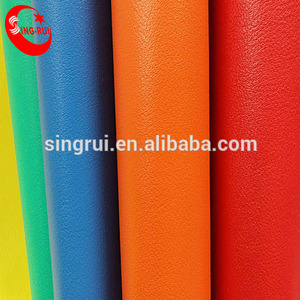 100% PU Thick Synthetic Leather Shoe Dye