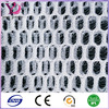 100% polyester 3D air mesh fabric with vertical pattern